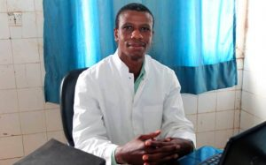 Dr Emmanuel Kamaté