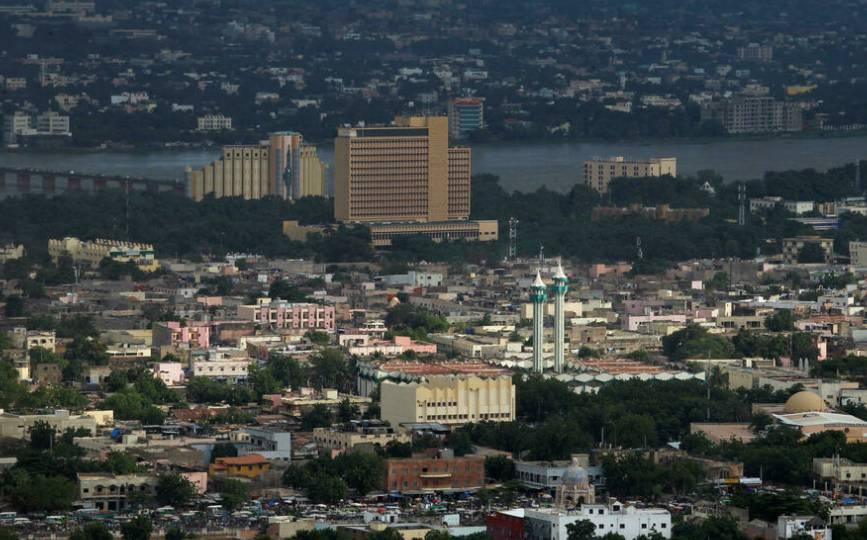 La capitale du Mali, Bamako, 9 août 2018 REUTERS/Luc Gnago