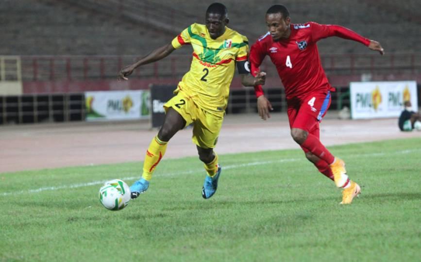 Le capitaine Hamari Traoré (g) et ses coéquipiers restent sur quatre matches sans succès