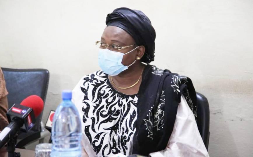 Fanta Siby, ministre de la santé