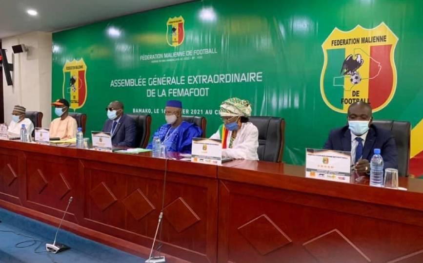 La FEMAFOOT adopte son budget pour 2020-2021