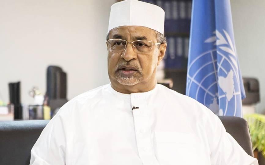 Mahamat-Saleh-Annadif