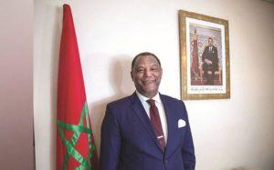 S. E Hassan Naciri, Ambassadeur de sa Majesté le Roi du Maroc au Mali