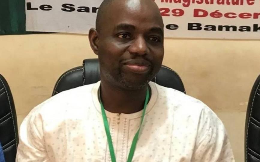Le Procureur Mamoudou Kassogué