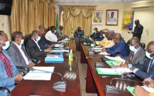 Les dispositions seront prises pour renforcer la lutte contre la criminalité organisée