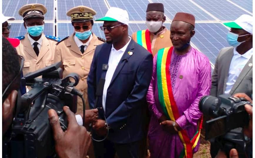 La centrale solaire va fournir de l'électricité 18 heures par jour