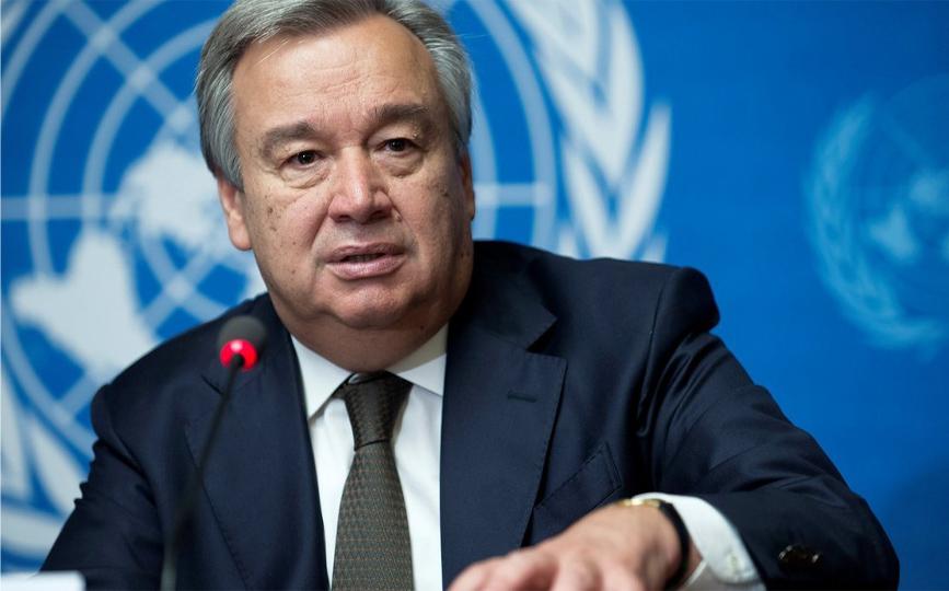 Antonio-Guterres