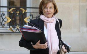 La ministre des Armées française, Florence Parly, le 23 mai à Paris. © ludovic MARIN / AFP
