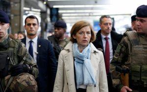 La ministre française des Armées Florence Parly. AP - Thibault Camus