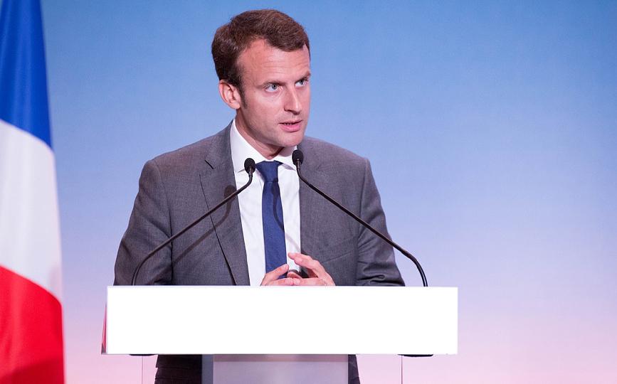 Le président français Emmanuel Macron a choisi de ne pas se rendre à New York cette année, renonçant même en fin de semaine dernière à un discours enregistré en vidéo, le 21 septembre 2021. Gonzalo Fuentes Pool/AFP