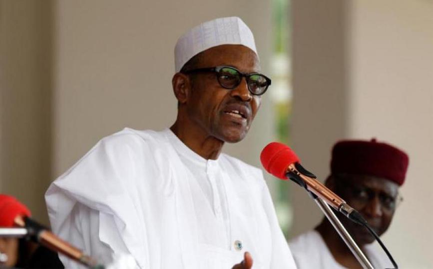 Muhammadu Buhari, ici en mai 2016. © REUTERS/Afolabi Sotunde