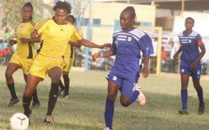 Les Jaunes de la Commune IV ont commencé leur préparation dès leur retour du Cap-Vert où s'est déroulé le tournoi qualificatif