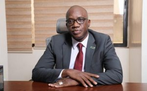 Le Directeur Général du Fonds de Garantie du Secteur Privé, Moustapha Adrien Saar