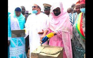 Le centre contribuera à l'épanouissement des femmes de la localité