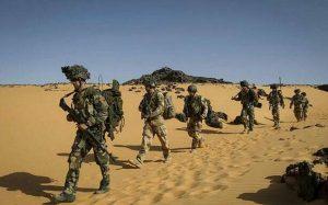 L'ambassadeur du Mali en France s'est plaint du comportement des soldats de la légion étrangère.   ARCHIVES OUEST-FRANCE