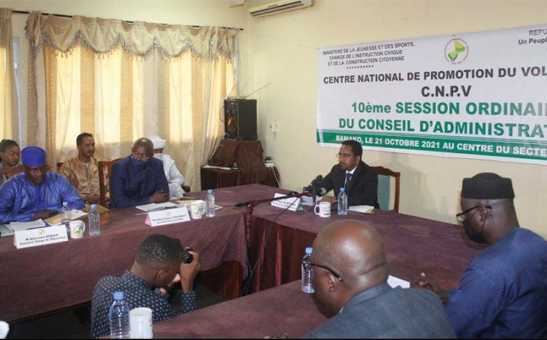 Le Centre a mobilisé plus de 8950 volontaires nationaux dont 60% de femmes pour assurer l'accès des populations aux services sociaux de base